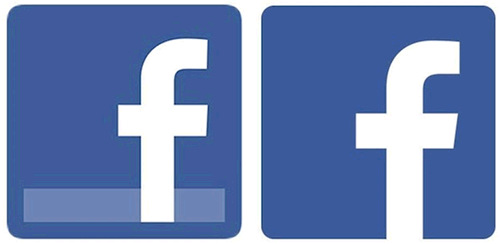 Facebook Logo re-design